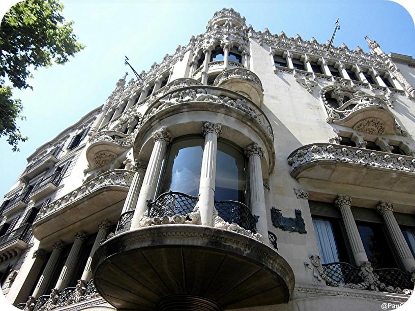 Дом Lleó Morera, Барселона