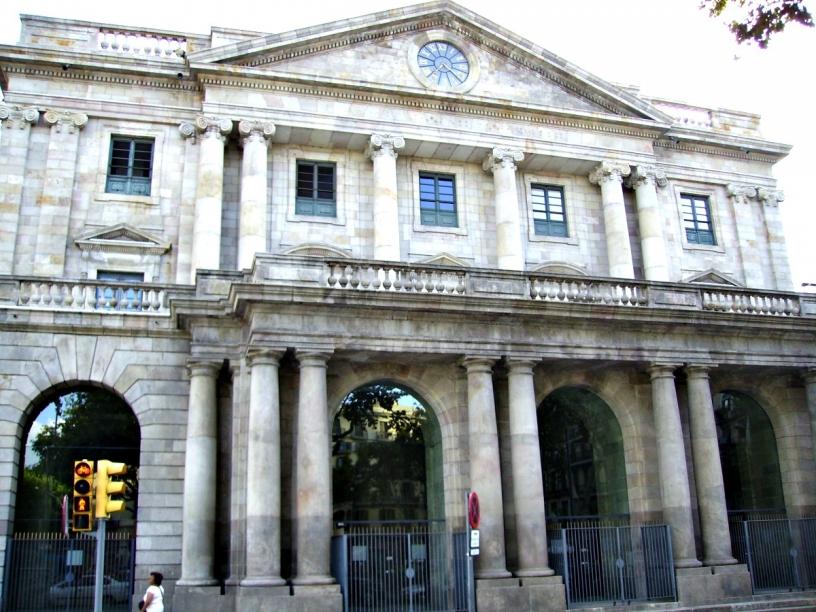 casa Llotja Barcelona