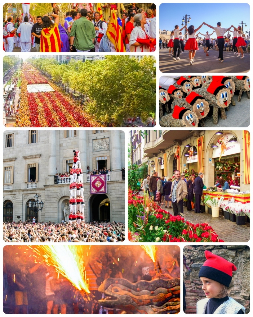 Best Catalan traditions