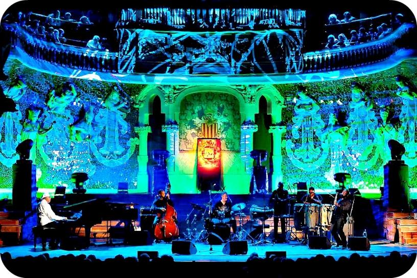 Festiwal jazzowy w Barcelonie