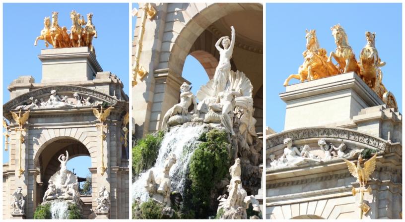 Fontana del Parco della Ciutadella