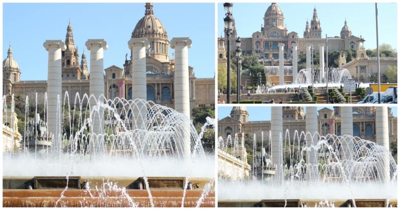 Fontana Mágica Montjuic
