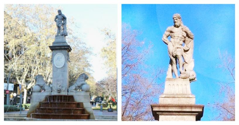 La fontana di Hércules