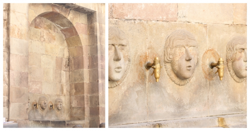 Fontana di San Justo