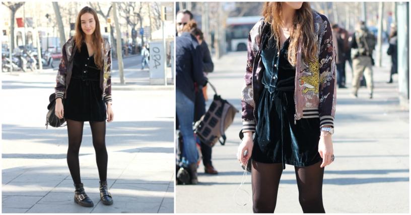Barcelona's Romantic Chic Style