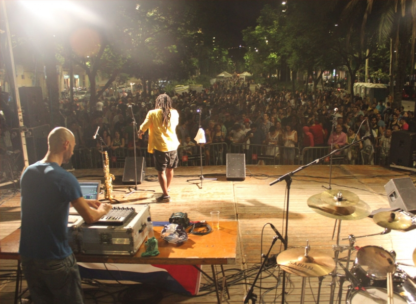 Concerts for Raval festivities