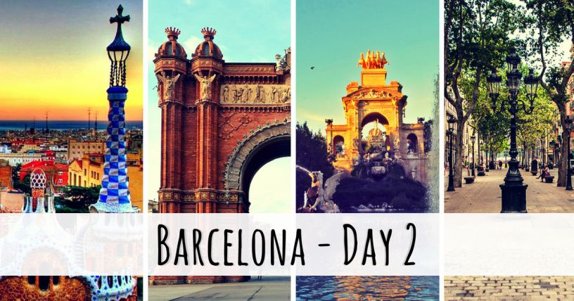 Places to visit in Barcelona in two days
