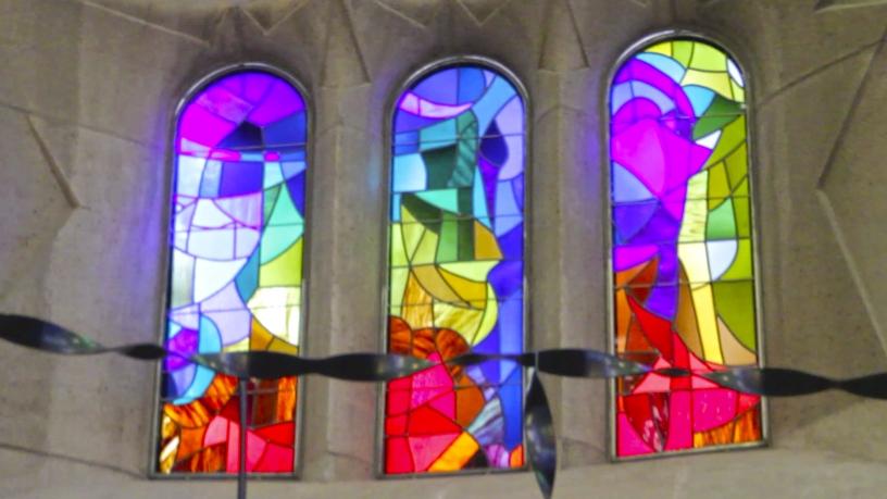 Sagrada Familia's Details, Barcelona