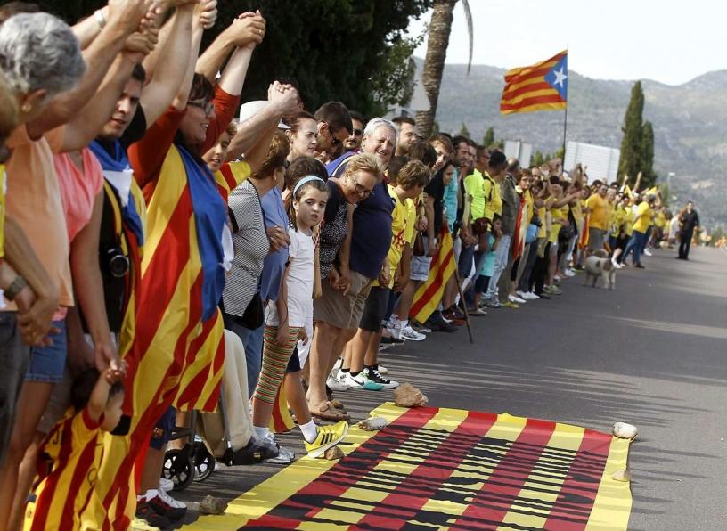 День Каталунии в 2013