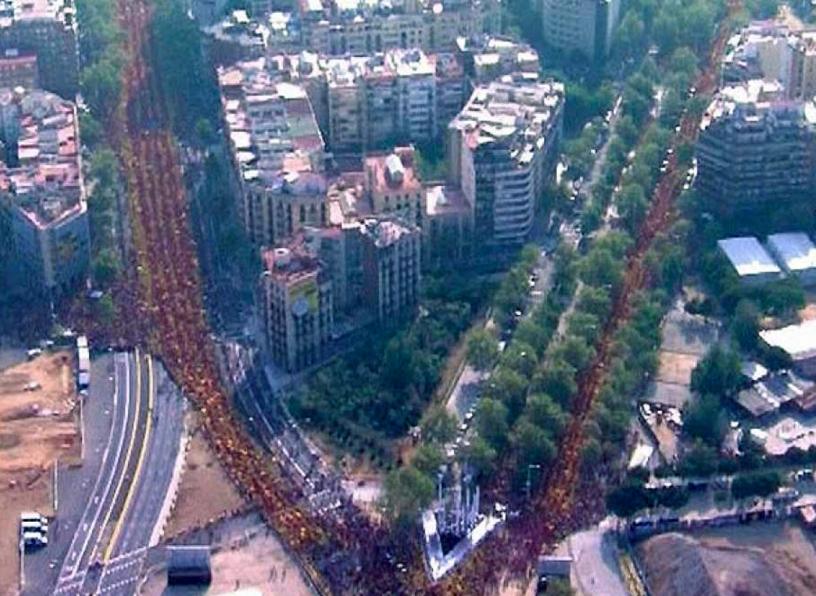 Día de Cataluña 2014