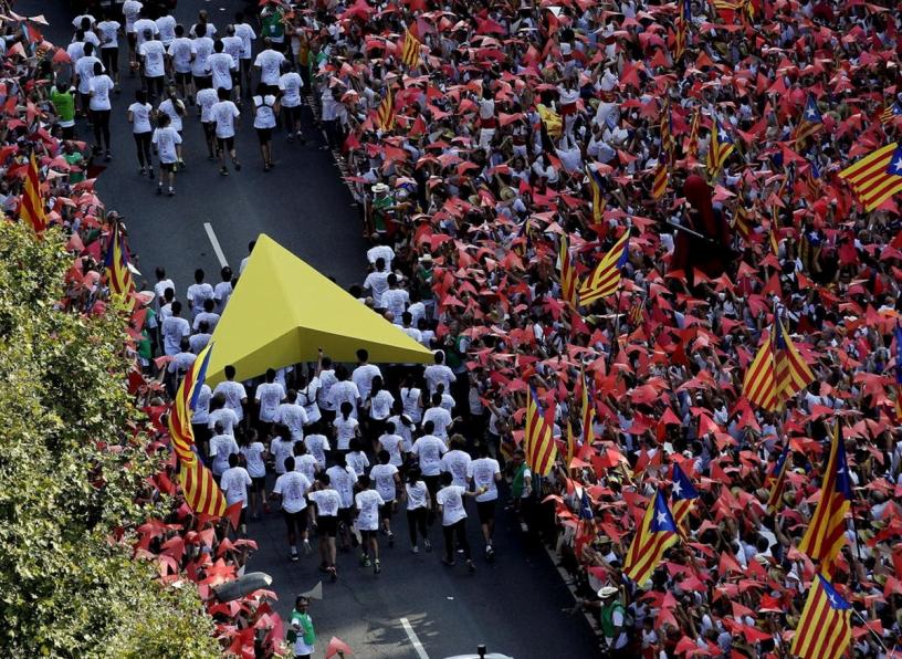 Día de Cataluña 2015