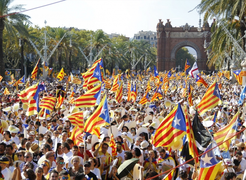 Fête nationale de la Catalogne 2016