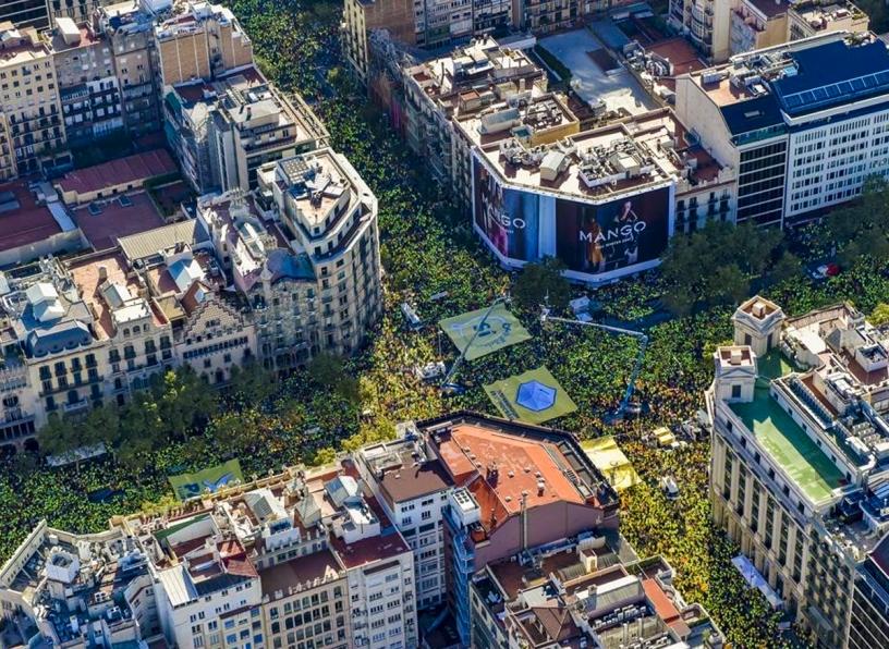 Día de Cataluña 2017