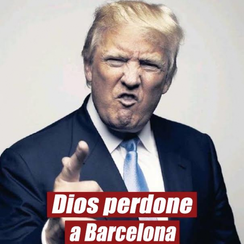 God Save Barcelona