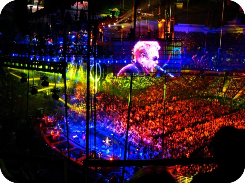 Concierto de Elton John