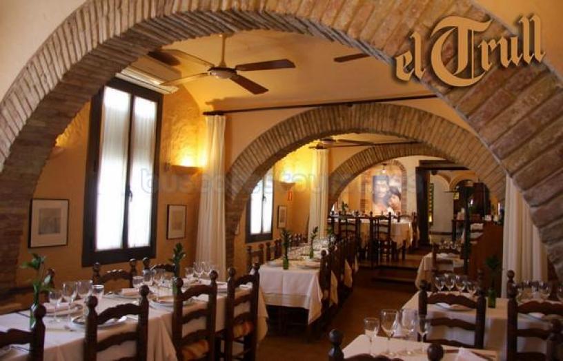 El Trull Restaurant in Sitges