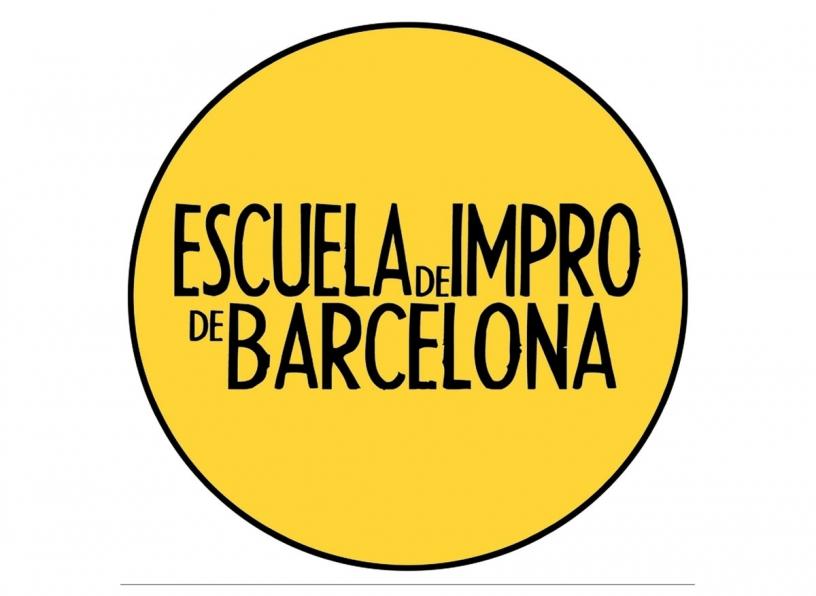 Logo de la Escuela de Impro de Barcelona