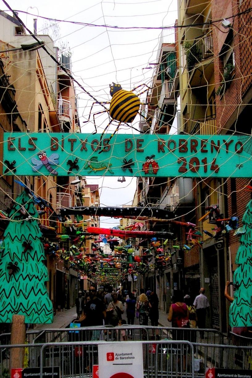 Festes de Sants Barcelona