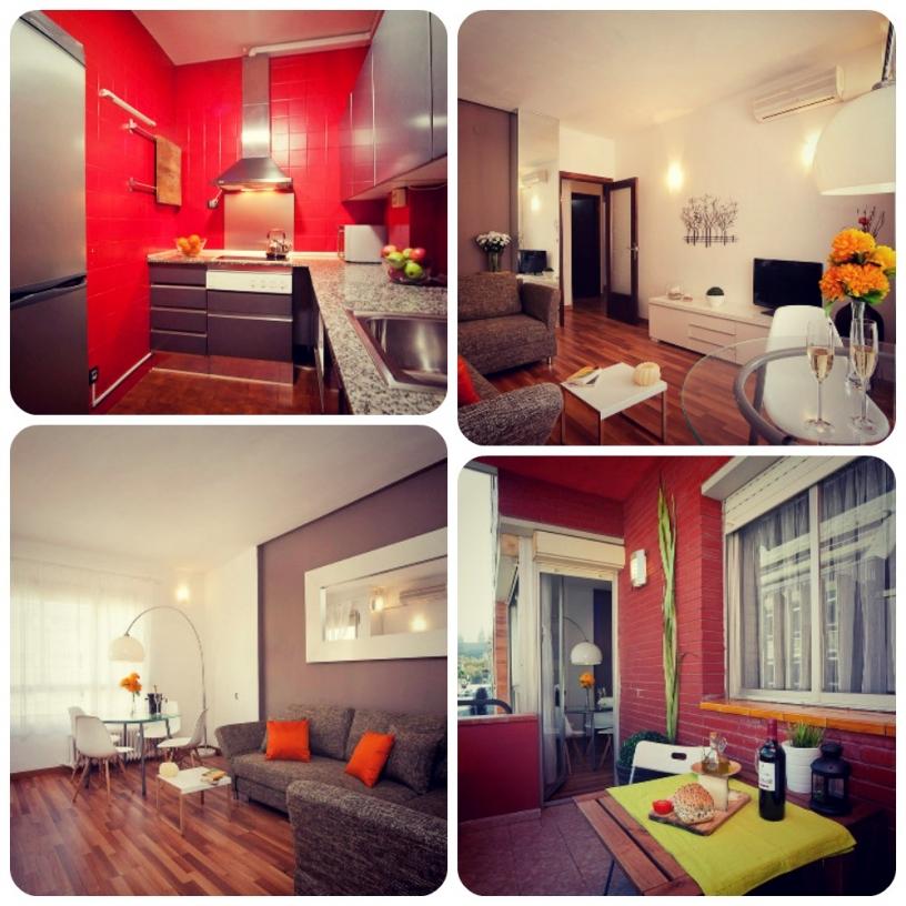 Appartamento Font Màgica a Barcellona