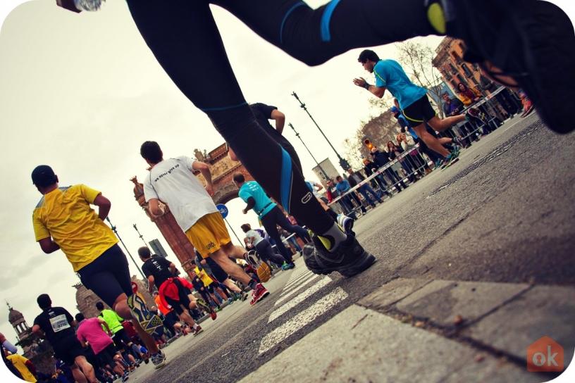 Halvmarathon Barcelona