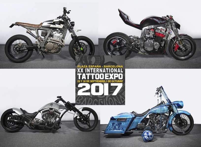 Motorcycles for the Tatto Tattoo