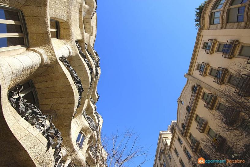 Facades, Barcelona