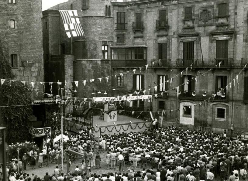 Fiestas del Barrio Gótico