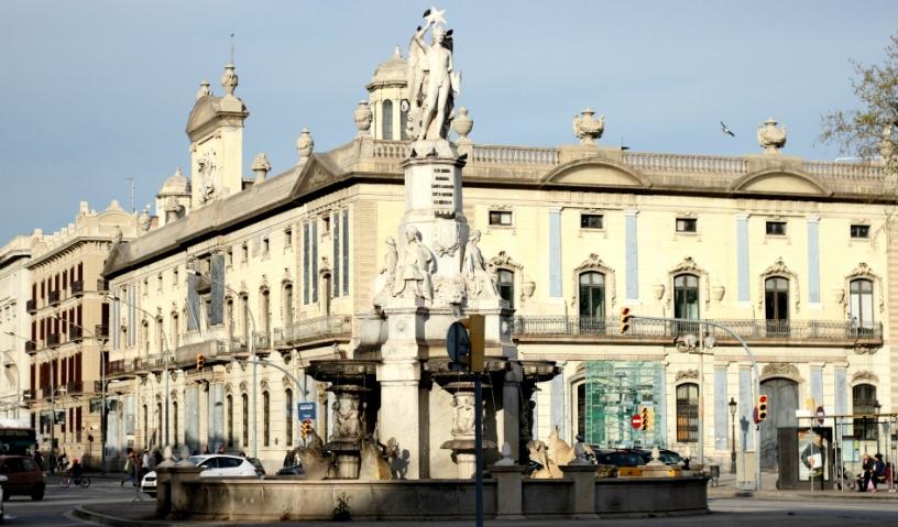 Fontana del Genio Catalán