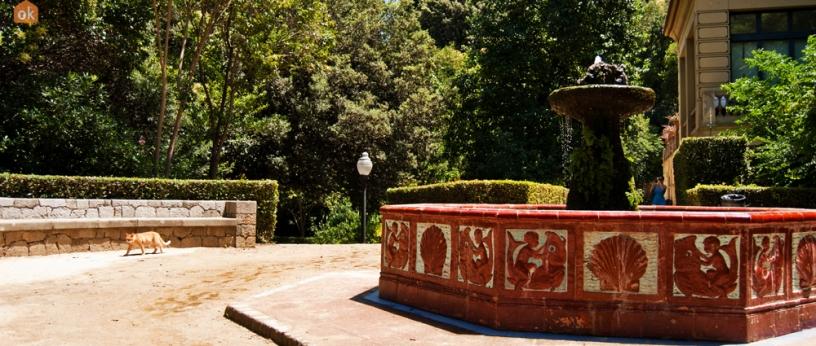 Jardín del Aribal