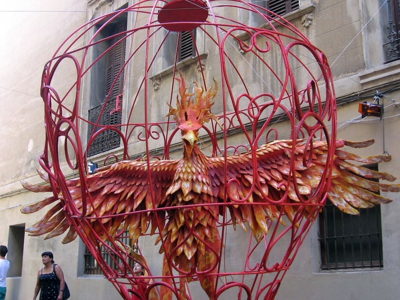 Vogel Rot