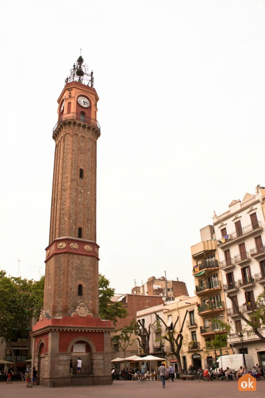 Gràcia Barcelone
