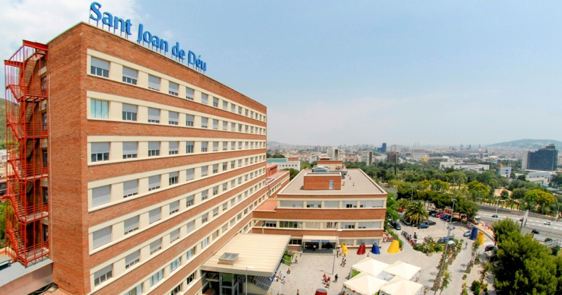 Госпиталь Sant Joan del Déu