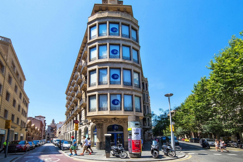 IH Барселоне