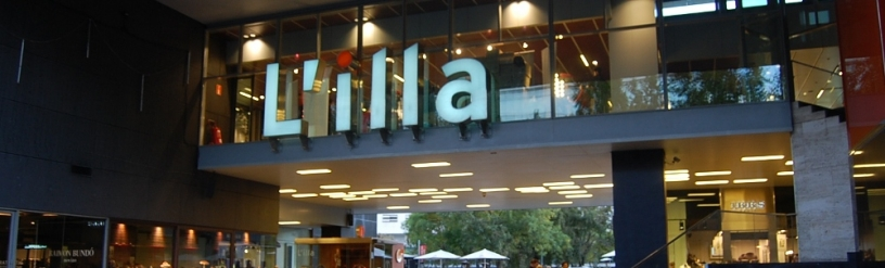 Shopping Centre L'illa