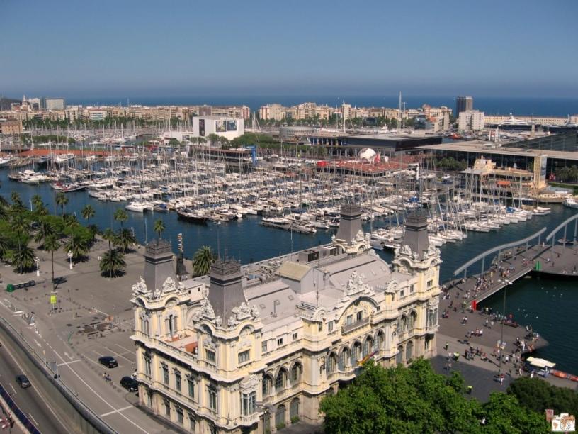 Utsikt från Colón