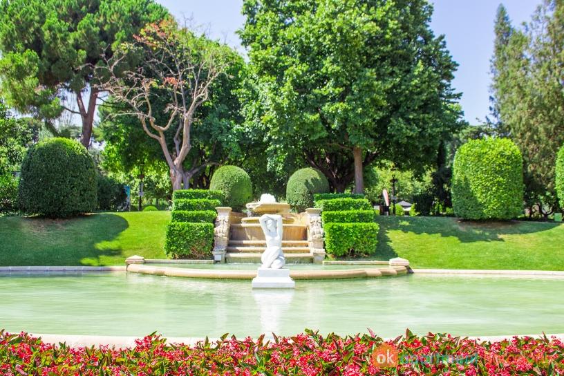 Pedralbes Park