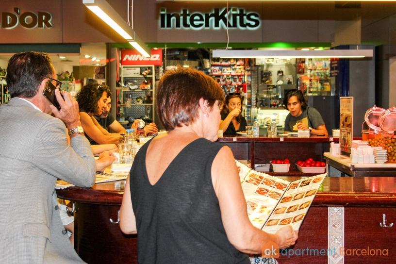 Market Les Corts