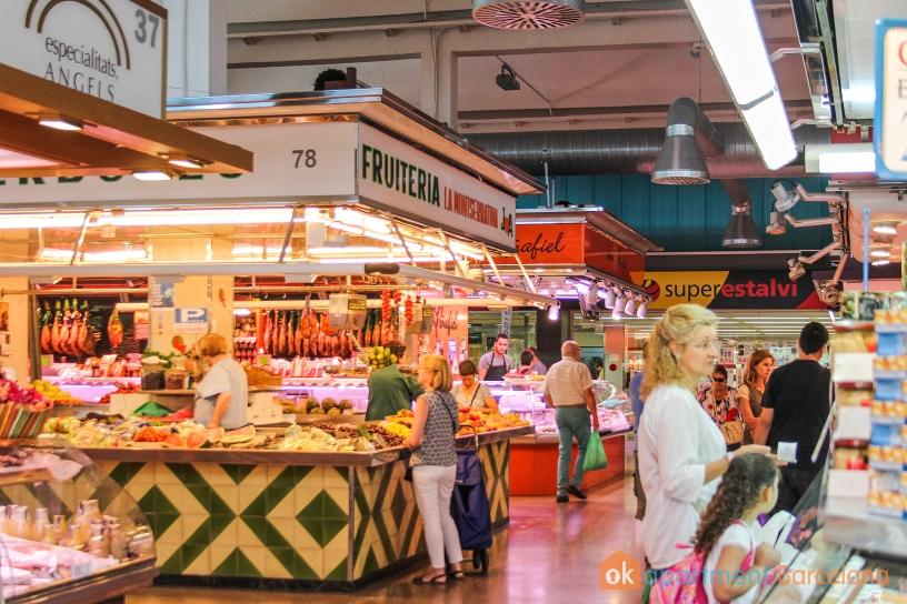 Les Corts Market