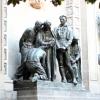 Statues Gotic Barcelona