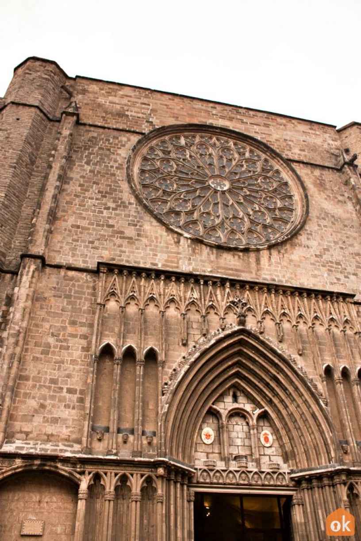 Santa Maria del Pi Barcellona