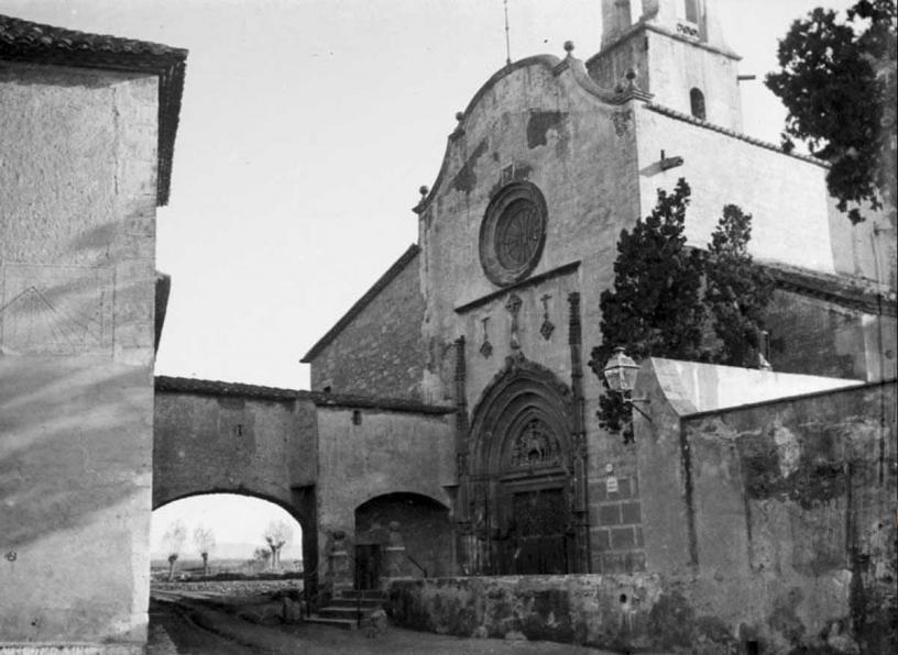Terreno che occupava la Chiesa di Sant Martí