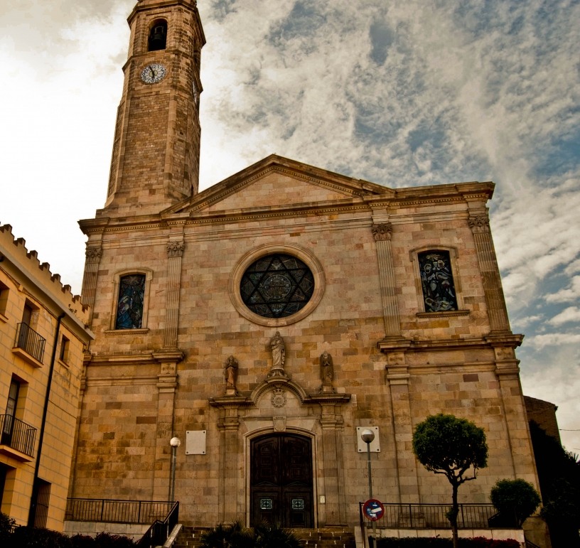 Badalona Church