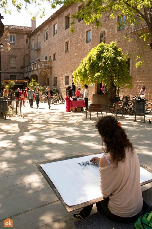 Jardins de Rubió i Lluch Barcellona