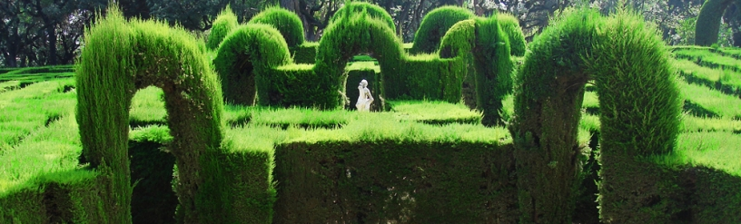 Laberint d'Horta park