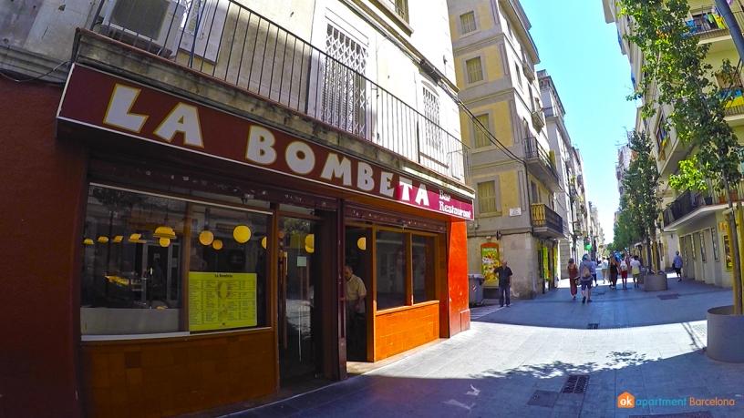 barcelona barrio barceloneta