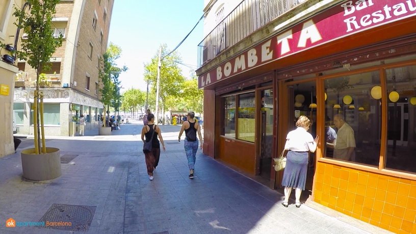 Barceloneta places