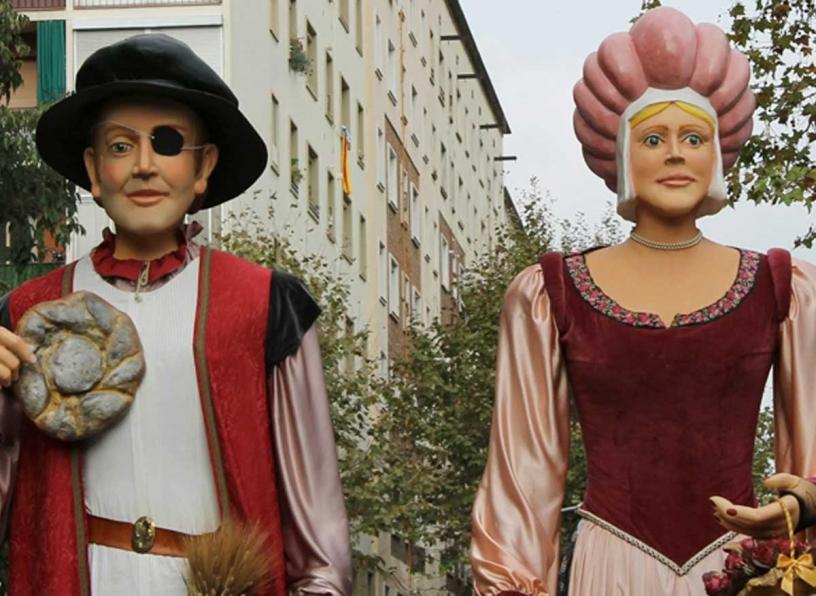 Gigantes de Sant Martí