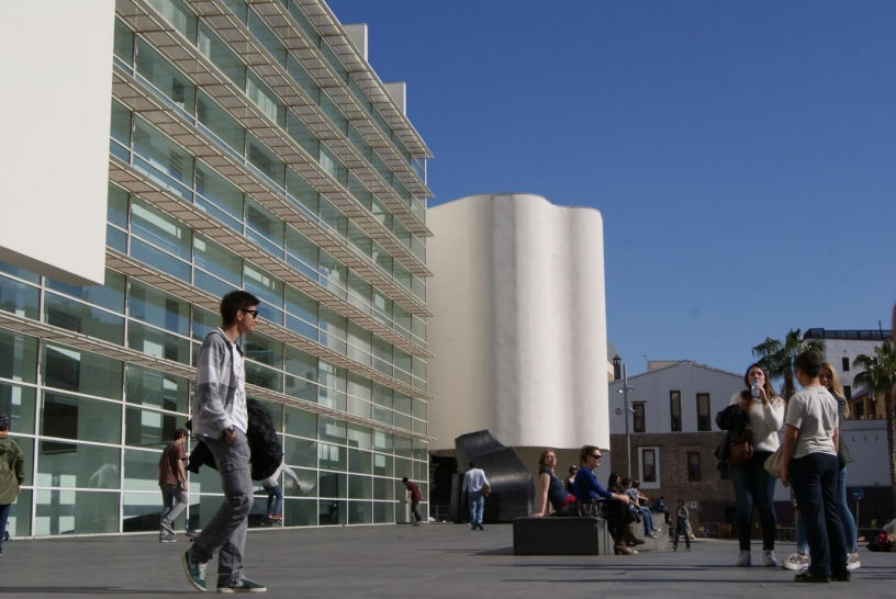 MACBA Барселона