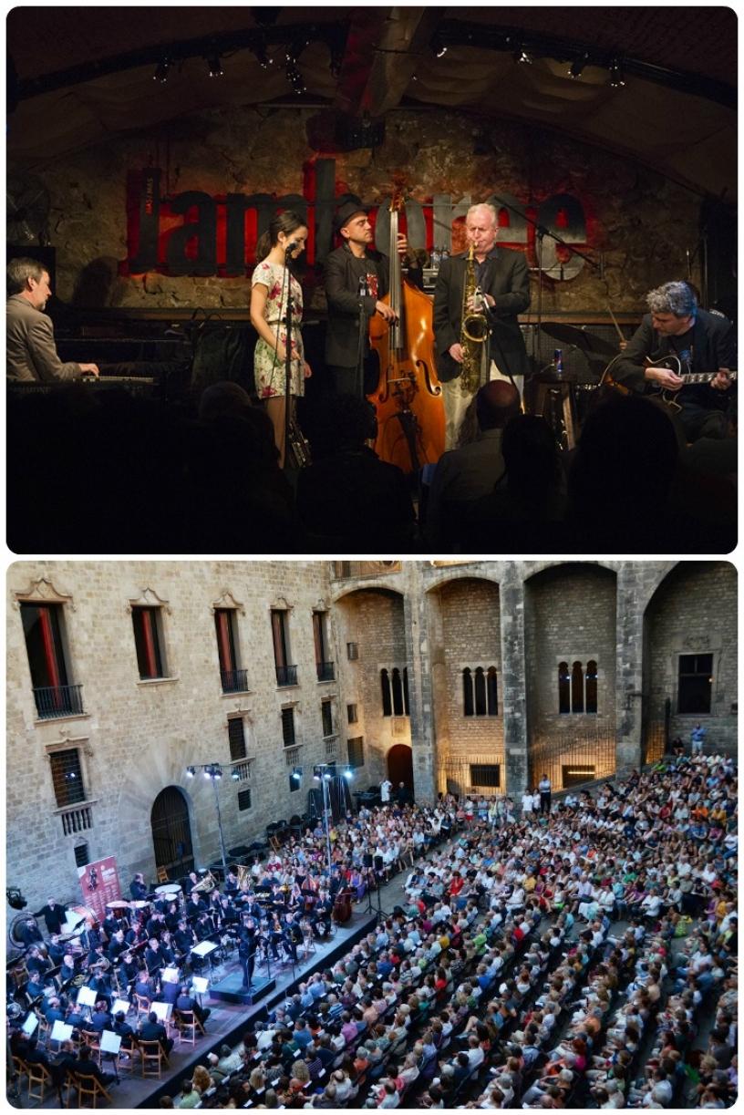 Mas i Mas Festival Barcelone