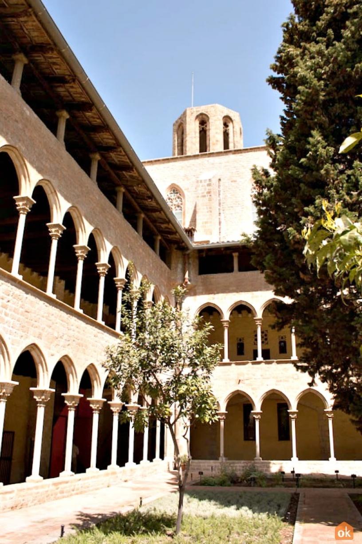 Monastir Pedralbes Barcelona 3